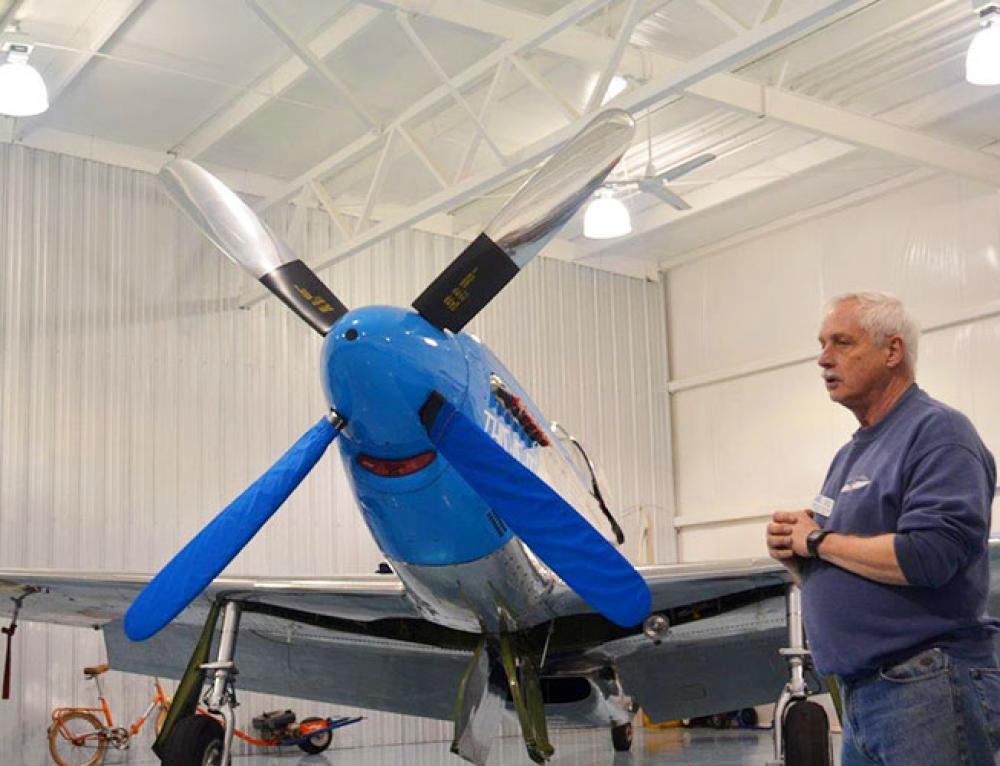 Claude's P-51 Discussion