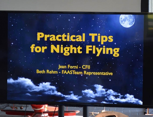 Night Fly-Out & Seminar