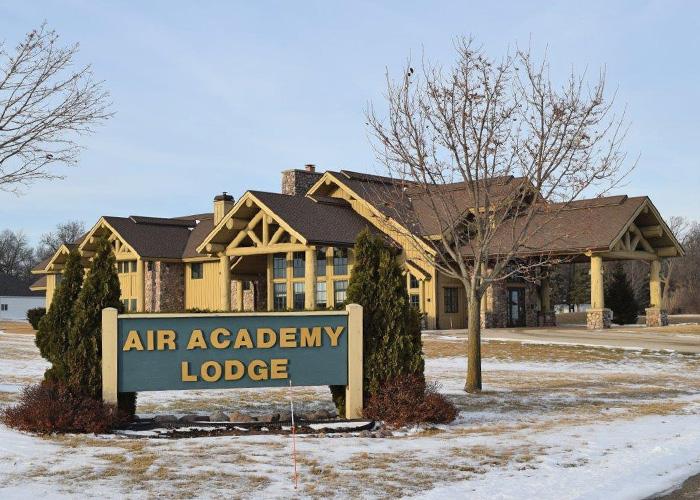 Air Academy Lodge Exterior