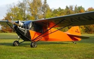 Welch Ow kelch aviation museum