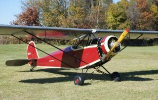 Texas Eaglet kelch aviation museum