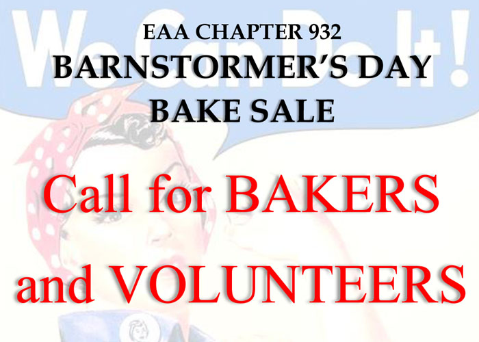 Barnstormer Bake Sale Feature Image