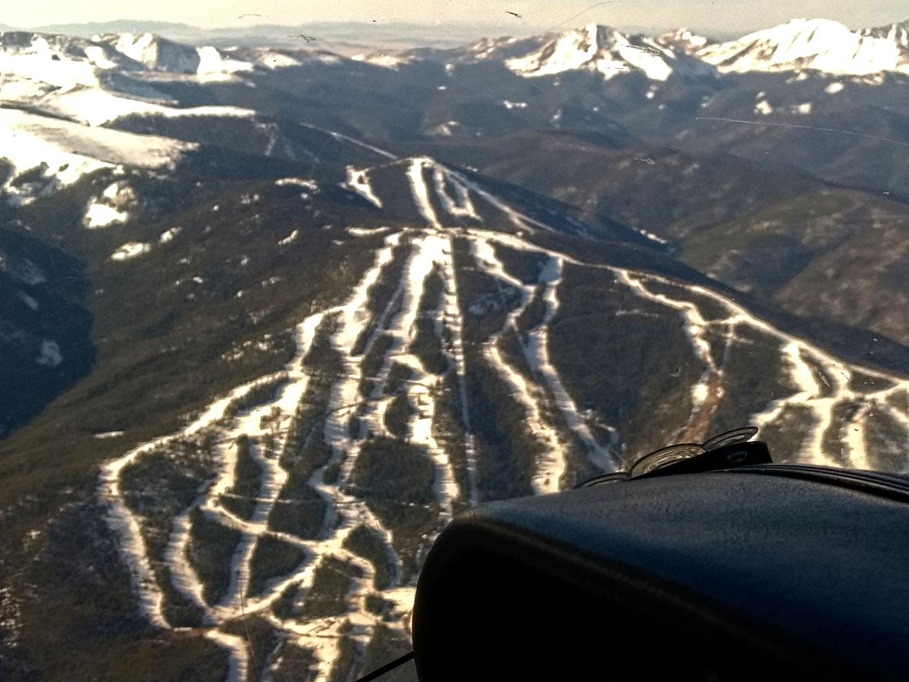 Breckenridge Ski Area galt traffic online