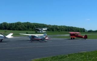 Floatplane Landing galt traffic online