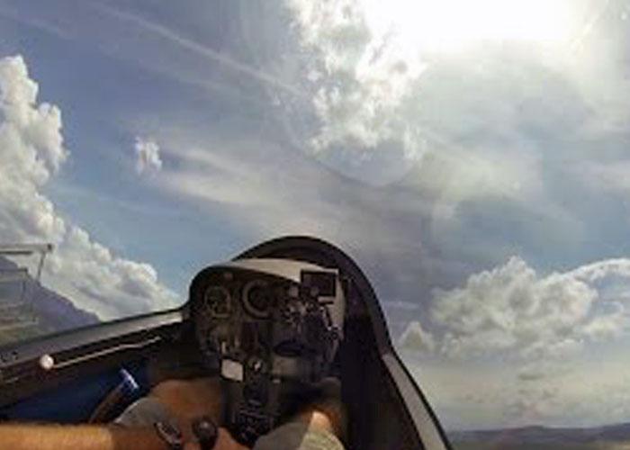 Sailplane Cockpit Feature galt traffic online