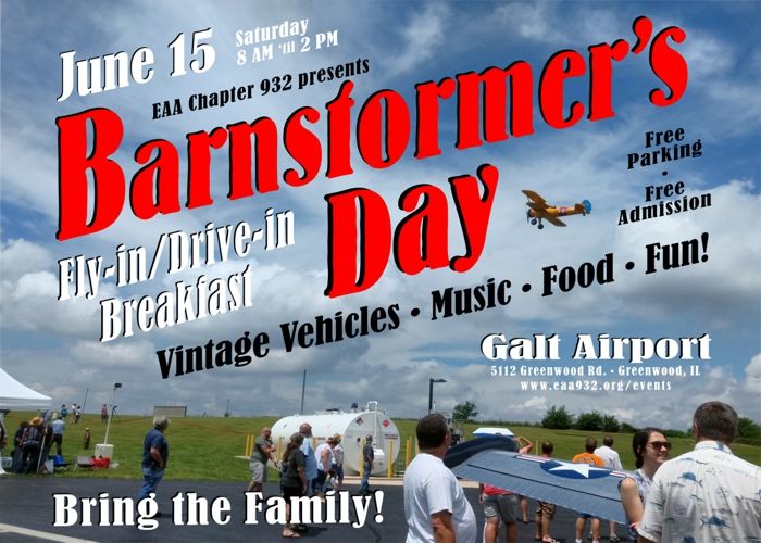 Barnstormers Day Flyer Fi