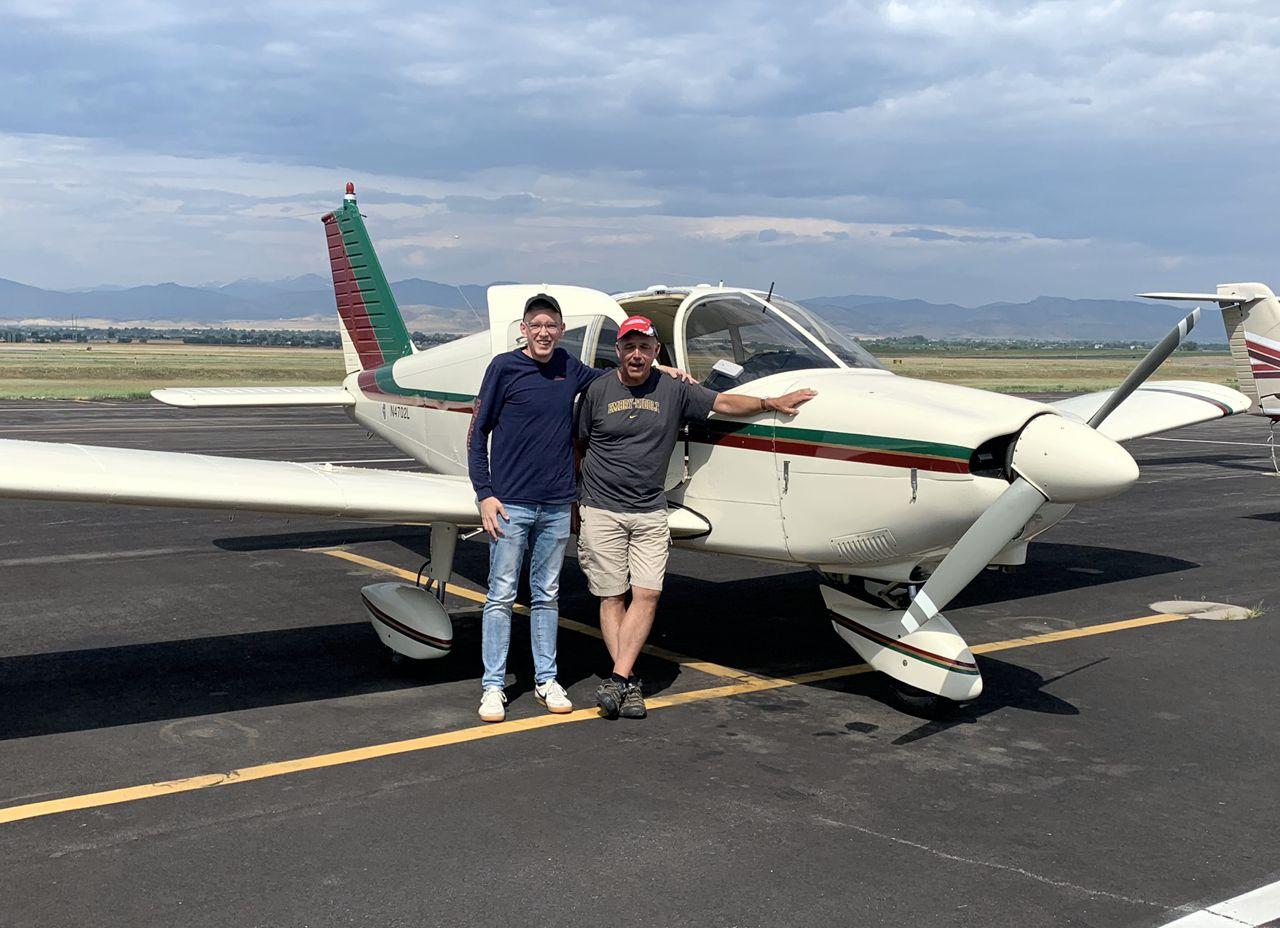 Jt Arnie And Lucy recreational aerobatics