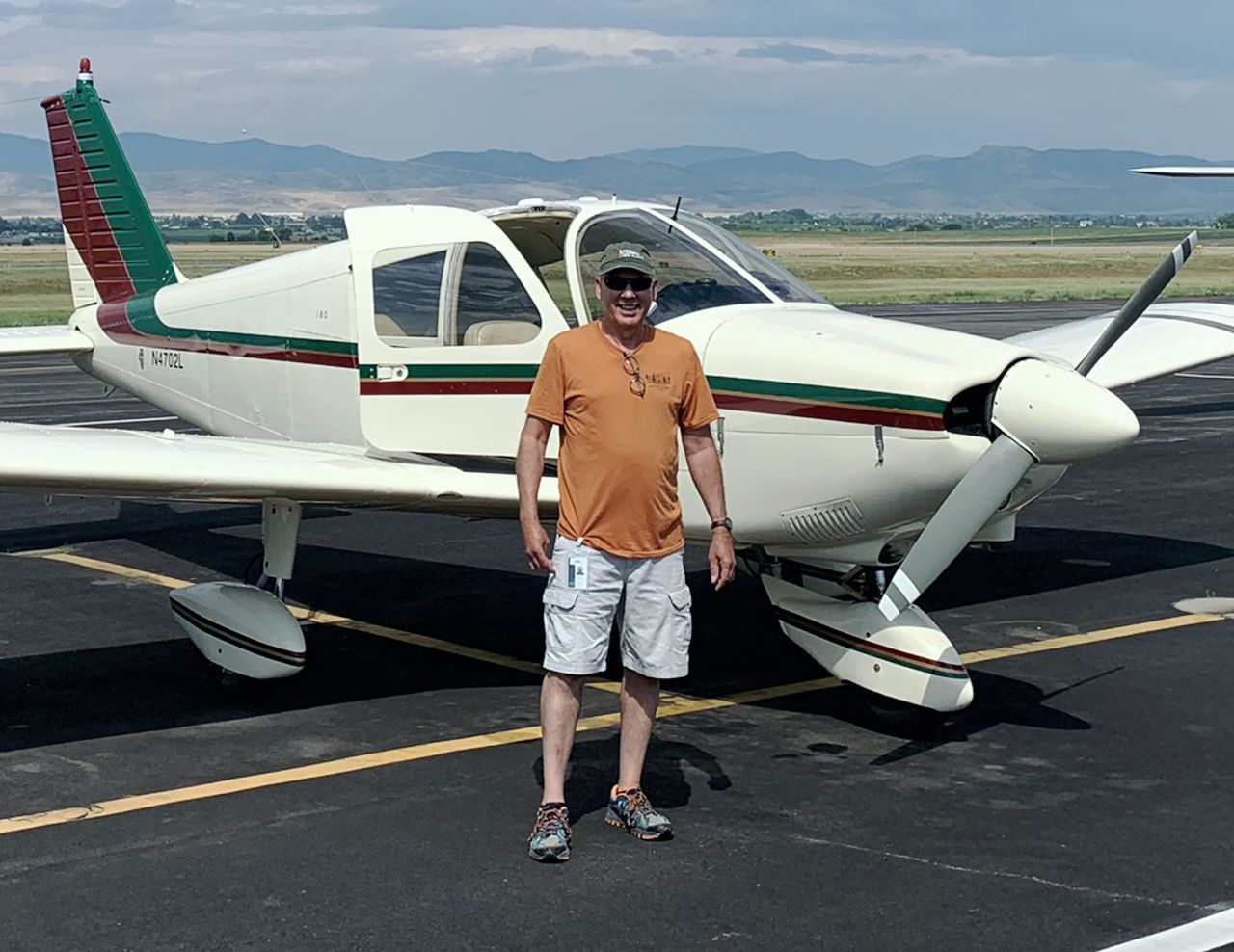 Larry And Lucy In Co recreational aerobatics