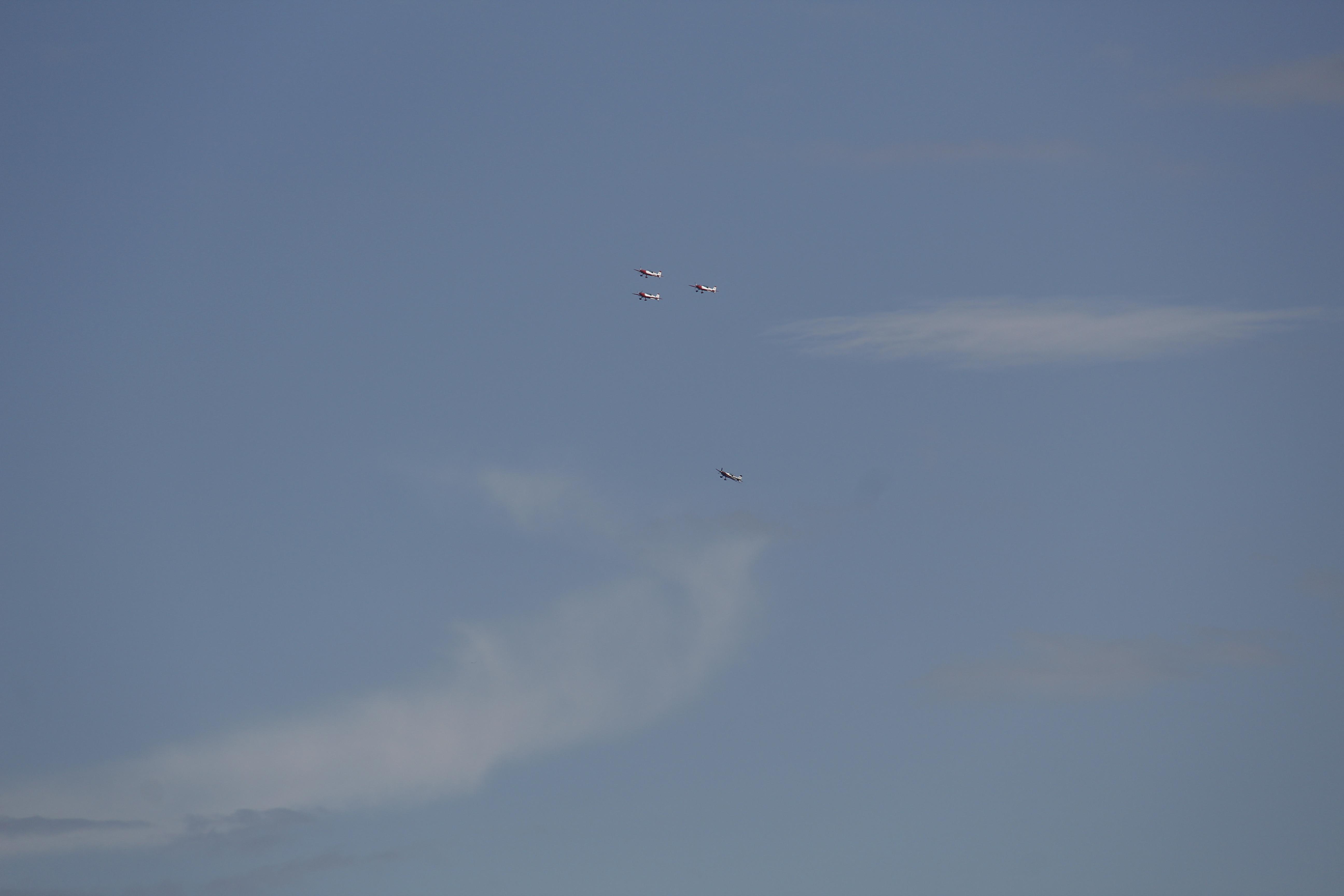 Mg recreational aerobatics