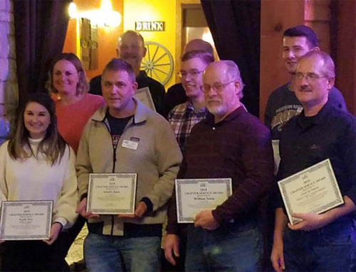 Chapter Gathering and Awards Dinner