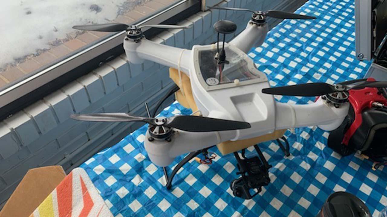 Drones And Bones