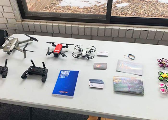 Drones Bones