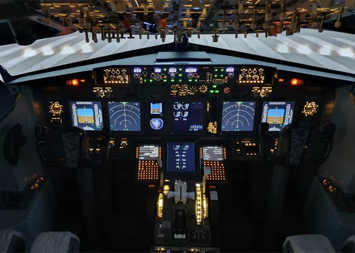 Extreme Flight Simulation