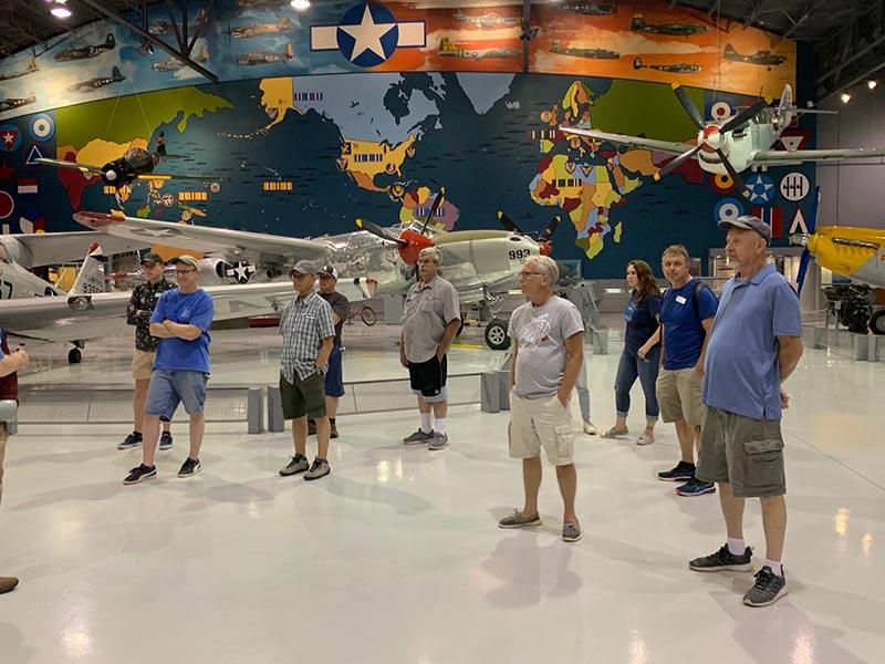Aviation Museum Oshkosh Flyout eaa aviation museum