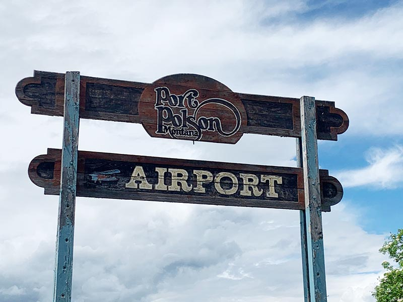 Flying To Montana exploring montana airports