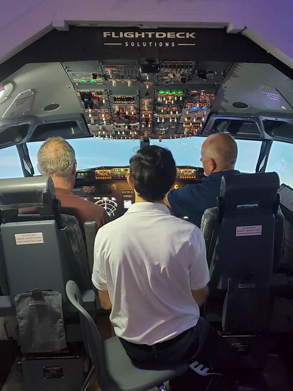 Extreme Flight Simulations eaa aviation museum