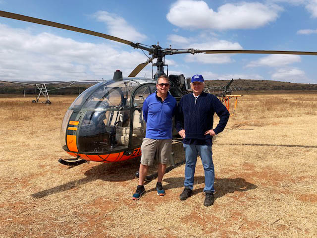 South African Adventure Arnie Eugene grass roots galt