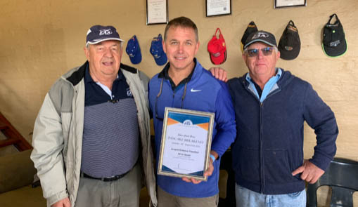 South African Adventure Arnie Karl Neil grass roots galt